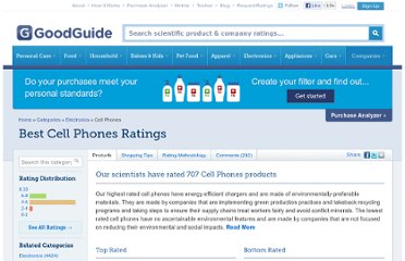 http://www.goodguide.com/categories/332304-cell-phones