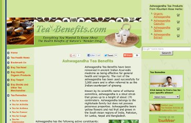 http://www.teabenefits.com/herbal-tea-benefits/ashwagandha-tea-benefits.html