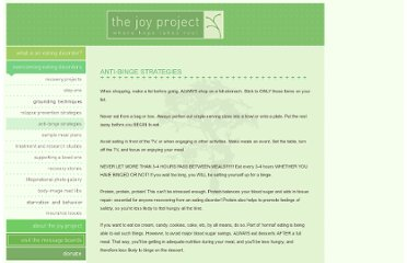 http://www.joyproject.org/overcoming/antibinge.html