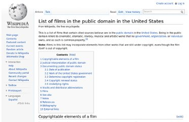 http://en.wikipedia.org/wiki/List_of_films_in_the_public_domain_in_the_United_States