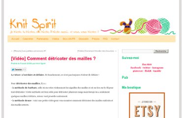 http://knitspirit.net/2009/08/video-comment-detricoter-des-mailles.html