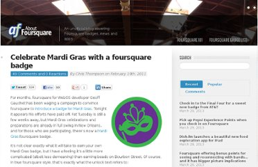 http://aboutfoursquare.com/celebrate-mardi-gras-with-a-foursquare-badge/