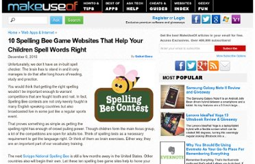 http://www.makeuseof.com/tag/10-spelling-bee-game-websites-helps-child-spell-words/
