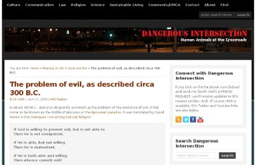 http://dangerousintersection.org/2008/04/17/the-problem-of-evil-as-described-cerca-300-bc/