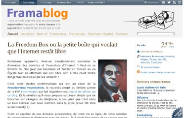http://www.framablog.org/index.php/post/2011/02/21/freedom-box-internet-moglen