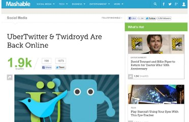 http://mashable.com/2011/02/21/ubermedia-apps-back/