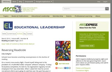http://www.ascd.org/publications/educational-leadership/mar10/vol67/num06/Reversing-Readicide.aspx
