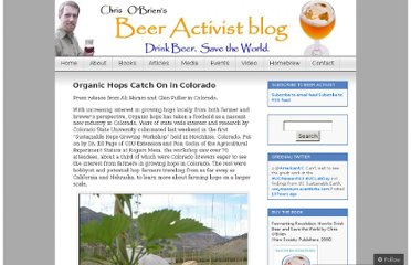 http://beeractivist.com/2008/08/24/organic-hops-catch-on-in-colorado/
