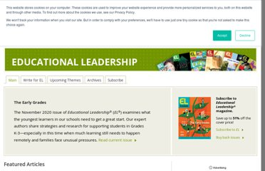 http://www.ascd.org/publications/educational-leadership.aspx