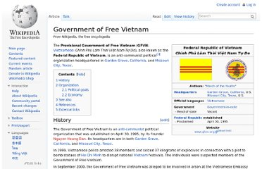 http://en.wikipedia.org/wiki/Government_of_Free_Vietnam