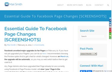 http://www.marismith.com/guide-facebook-page-upgrade-changes/