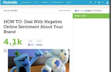 http://mashable.com/2011/02/21/negative-brand-sentiment/