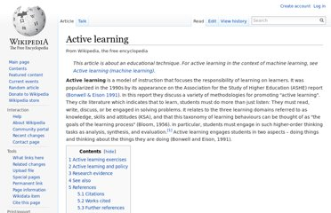 http://en.wikipedia.org/wiki/Active_learning