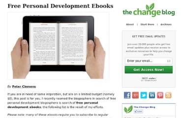 http://www.thechangeblog.com/free-personal-development-ebooks/
