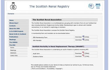 http://www.srr.scot.nhs.uk/SRA/Main.htm
