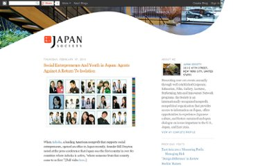 http://japansocietyny.blogspot.com/2011/02/social-entrepreneurs-and-youth-in-japan.html