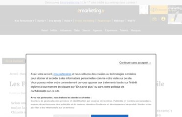 http://www.e-marketing.fr/Breves/Les-Fran-ais-hermetiques-a-la-publicite-sur-mobile-37807.htm