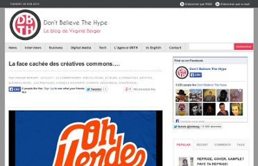 http://virginieberger.com/2011/02/la-face-cachee-des-creatives-commons/