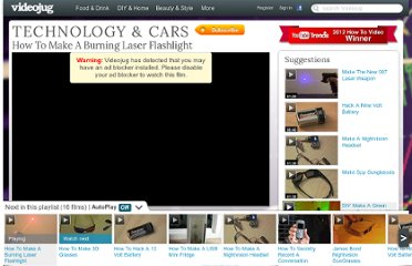 http://www.videojug.com/film/how-to-make-a-burning-laser-flashlight