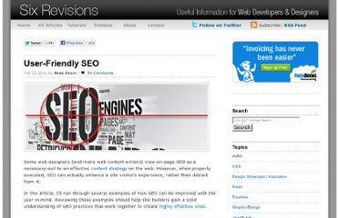 http://sixrevisions.com/content-strategy/user-friendly-seo/