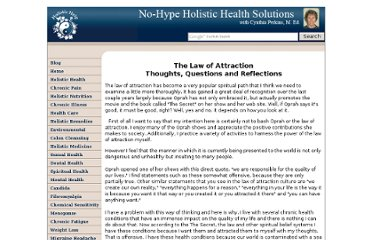 http://www.holistichelp.net/law-of-attraction.html