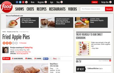 http://www.foodnetwork.com/recipes/bobby-flay/fried-apple-pies-recipe/index.html
