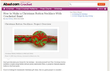http://crochet.about.com/od/jewelry/ss/Christmas_Button_Necklace.htm
