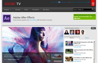 http://tv.adobe.com/product/after-effects/