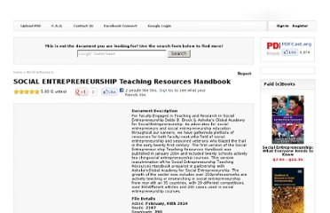 http://pdfcast.org/pdf/social-entrepreneurship-teaching-resources-handbook