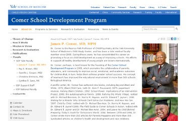 http://childstudycenter.yale.edu/comer/about/people/faculty/comer.aspx