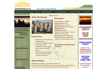 http://www.stonehenge.co.uk/about.php