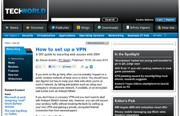 http://howto.techworld.com/networking/3225784/how-to-set-up-a-vpn/