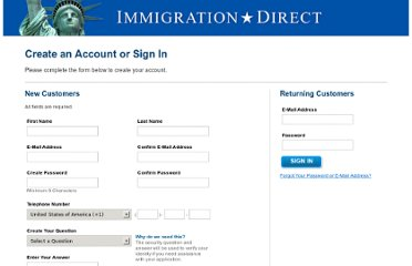 https://www.immigrationdirect.com/applicationcenter.do