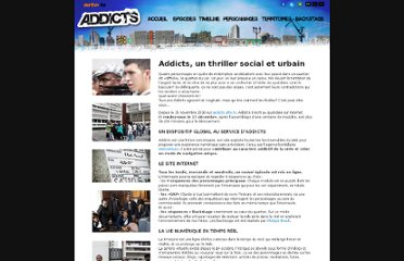 http://addicts.arte.tv/fr/content/addicts-la-serie