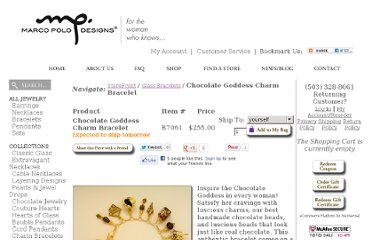 http://shop.marcopolodesigns.com/chocolate-goddess-charm-bracelet-p557.aspx