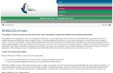http://www.twistimage.com/mobile/blog/archives/the-distraction-of-twitter/