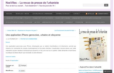 http://nosvillesrecherchesurbaines.wordpress.com/2011/02/24/une-application-iphone-genevoise-urbaine-et-citoyenne/