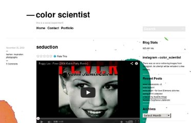 http://keenanevans.com/2009/11/30/seduction/