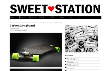http://sweet-station.com/blog/2010/07/carbon-longboard/