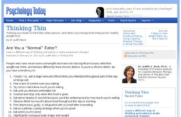 http://www.psychologytoday.com/blog/thinking-thin/201102/are-you-normal-eater