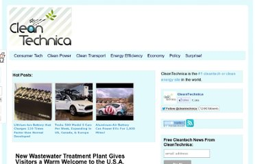 http://cleantechnica.com/2010/12/10/new-wastewater-treatment-plant-gives-visitors-a-warm-welcome-to-the-u-s-a/