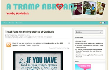 http://atrampabroad.com/travel-rant-on-the-importance-of-gratitud/