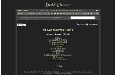 http://www.darklyrics.com/lyrics/dreamtheater/awake.html#9