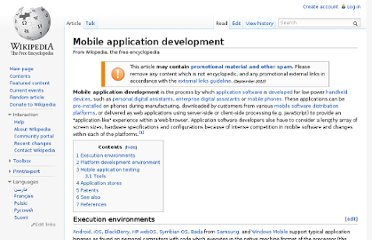 http://en.wikipedia.org/wiki/Mobile_application_development