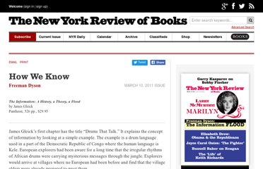http://www.nybooks.com/articles/archives/2011/mar/10/how-we-know/?pagination=false