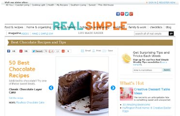 http://www.realsimple.com/food-recipes/recipe-collections-favorites/popular-ingredients/best-chocolate-recipes-00000000052038/index.html