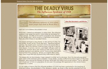http://www.archives.gov/exhibits/influenza-epidemic/index.html