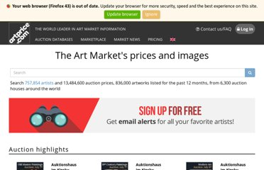 http://web.artprice.com/start.aspx