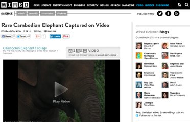 http://www.wired.com/wiredscience/2010/12/cambodian-elephant-video/