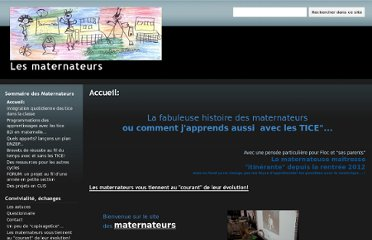 http://sites.google.com/site/lesmaternateurs/home